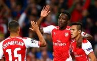 Top 10 ngôi sao vĩ đại nhất lịch sử Arsenal: Ai bì kịp Henry?