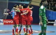 Đối thủ của futsal Việt Nam ở bán kết: hạng 6 thế giới, vô địch châu Á 10/13 lần