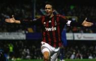 Bốn tiền đạo xuất sắc nhất lịch sử AC Milan