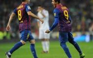 Iniesta ngại đối đầu đồng đội cũ