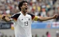 42 bàn thắng của Michael Ballack cho tuyển Đức