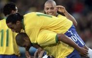 Dàn siêu sao của Brazil năm 2006 khoe tài