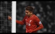 Màn trình diễn của Roberto Firmino vs Man City