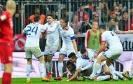 Vòng 24 Bundesliga: Bayern Munich mất kỷ lục, Dortmund còn kém 5 điểm