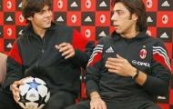 Kaka hé lộ nguyên do thành công tại AC Milan