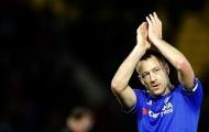 Terry được tôn vinh vì cống hiến cho London