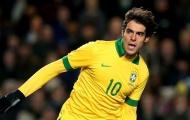 Kaka, Coutinho được gọi lên tuyển Brazil