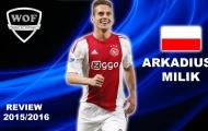 Tài năng đặc biệt của Arkadiusz Milik – Ajax