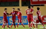 """VCK U19 quốc gia 2016: Bốn """"gà nòi"""" của bầu Đức giúp Bình Định đánh bại Quảng Nam"""