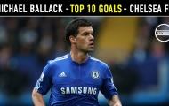 Top 10 bàn thắng đẹp của Michael Ballack