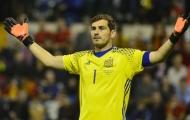 Hoà chật vật Romania, Casillas lập kỉ lục mới tại La Roja