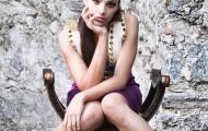 Ái nữ xinh như hoa, như ngọc của cựu sao Brazil