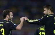 """Mata: """"Tôi nói với Pique rất nhiều về MU"""""""