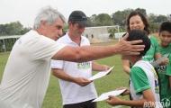 Tham vọng đưa cầu thủ Việt sang châu Âu của ông chủ JMG