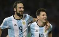 Argentina 2-0 Bolivia (Vòng loại World Cup 2018)