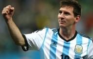 Lionel Messi đạt cột mốc ghi bàn mới ở tuyển Argentina