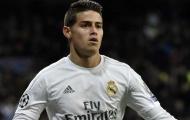 """Sốc: James Rodriguez """"ngốn"""" của Real đến… 90 triệu euro"""