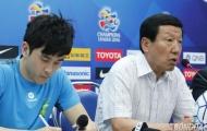 HLV Choi Kang Hee nói gì sau trận thua sốc trước Becamex Bình Dương?