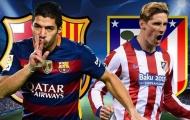 Chấm điểm Barca- Atletico: Không thể ngăn cản Luis Suarez