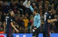 Barcelona luôn được trọng tài bảo vệ
