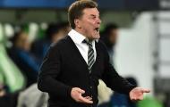 """HLV Hecking: """"Real Madrid mở toang cánh cửa cho Wolfsburg"""""""