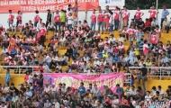 HLV Nguyễn Đức Thắng cảm ơn khán giả Sài Gòn