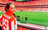 Ngắm vẻ đẹp mơ màng của nửa kia sao Bilbao