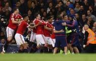 Thắng lợi 3-2 của U21 Man United trước U21 Tottenham