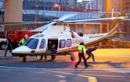 Sao trẻ Leicester suýt… bay đầu vì quạt trực thăng