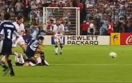 Diego Simeone khi còn là cầu thủ