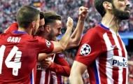 Bayern Munich gục ngã trước bản lĩnh của Atletico