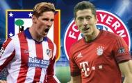Chấm điểm Atletico – Bayern: Người hùng Saul