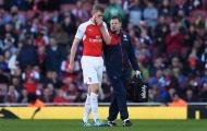 Đánh bại Norwich, Arsenal nhận tin dữ từ trụ cột