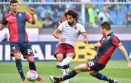 Genoa 2-3 AS Roma (Vòng 36 Series A)