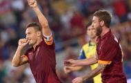 AS Roma 3-0 Chievo (Vòng 37 Series A)