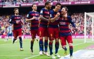 Barcelona 5-0 Espanyol (Vòng 37 La Liga)