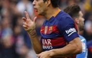 Hạ Espanyol, Barca rất gần chức vô địch, Suarez ôm chắc Pichichi