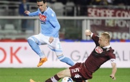Torino 1-2 Napoli (Vòng 37 Series A)