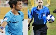 2 trọng tài bị treo còi hết lượt đi V-League và chờ án phạt tiếp