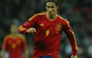 Nóng: Torres, Costa hết cửa dự EURO 2016