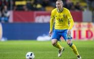 Man Utd chi tiền khủng cho ngôi sao lạ người Thụy Điển