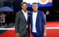Sao PSG và Nadal đại chiến trong trận 'Football-tennis'