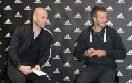 Điểm tin sáng 20/05: Beckham khen ngợi Zidane, Vợ Ibra cản chồng sang M.U, Futsal Việt đụng độ Ý