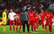 Klopp đã nói gì trong phòng thay đồ của Liverpool sau thất bại trước Sevilla