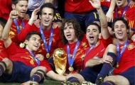La Liga thống trị trời Âu và điềm gỡ của La Roja