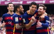Barcelona và Sevilla tranh nhau cú đúp