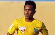 FLC Thanh Hóa chia tay cầu thủ đầu tiên trước lượt về V.League 2016