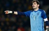 Iker Casillas lập kỷ lục cùng La Roja