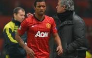 Luis Nani sáng cửa trở lại Man United