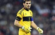 Nghỉ thôi, Iker Casillas!
